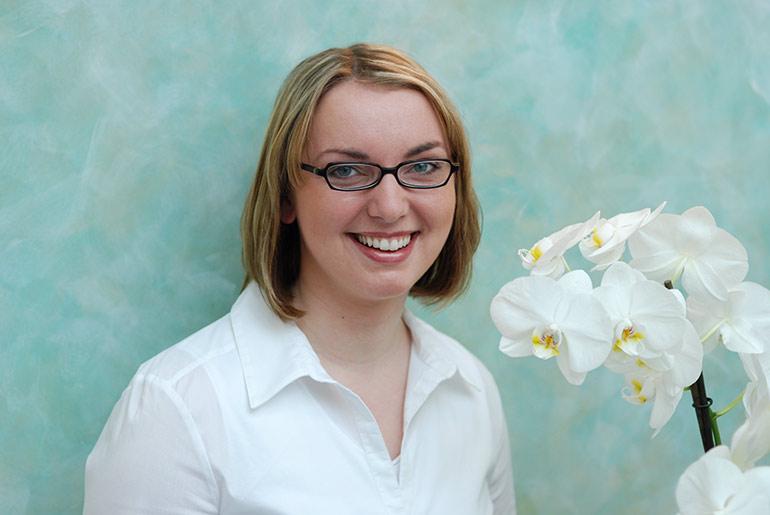 Melanie Holste (Mutterschutz)